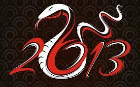 chinese snake year 2013