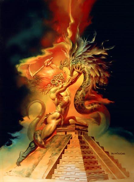 Aztec Zodiac