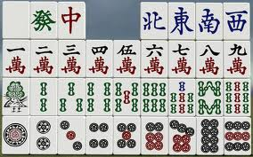 photo relating to Mahjong Card Printable referred to as Appropriate Chinese Mahjong Predicts Your Upcoming