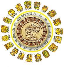 Mayan Tzolkin